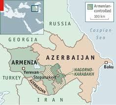 ترکیه: ارمنستان از بازی با آتش دست بردارد
