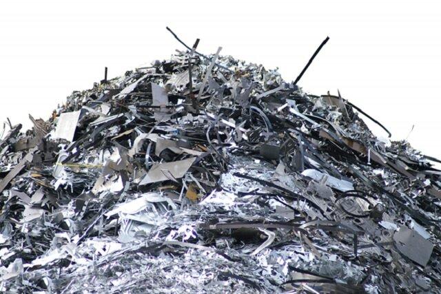 ضایعات آهنی و ساختمانی در حکم طلا