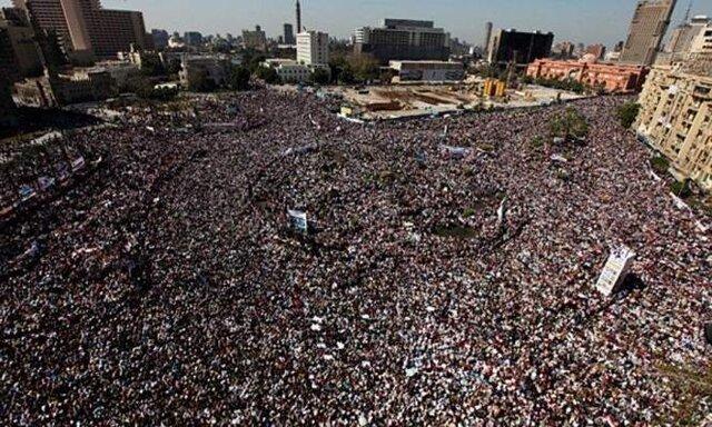 """پنجمین روز اعتراضات علیه سیسی در مصر/ فراخوان برای برگزاری تظاهرات """"جمعه خشم"""""""