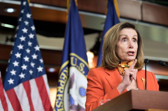 چاووشاوغلو: نانسی پلوسی خطری برای دموکراسی آمریکاست