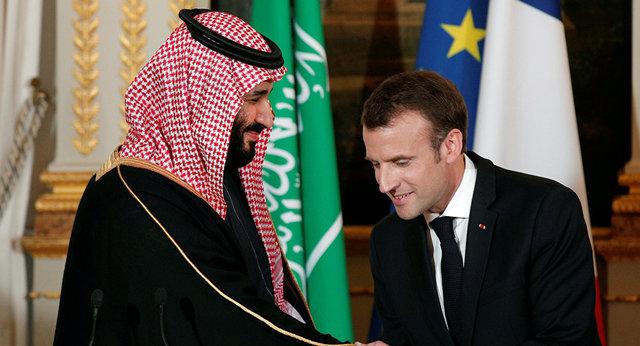روسیا الیوم: بن سلمان و ماکرون روی حل پرونده لبنان توافق کردند