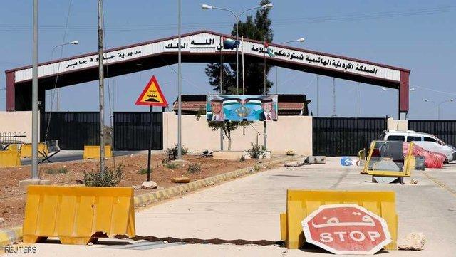 بازگشایی گذرگاه «جابر-نصیب» میان سوریه و اردن