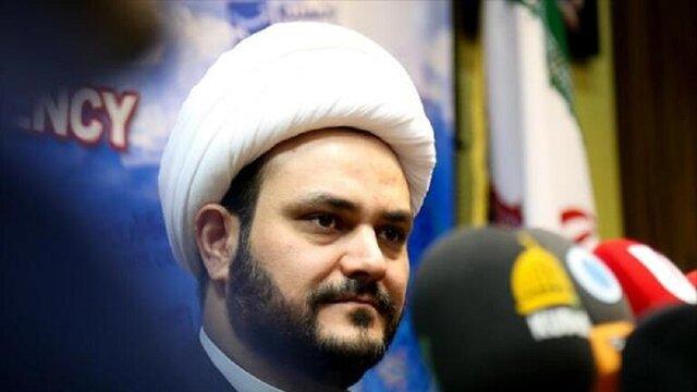 دبیرکل نجباء:  منتظر موضع جریانهای عراقی در مورد سفارت آمریکا هستیم/ پیام جدید قیس خزعلی