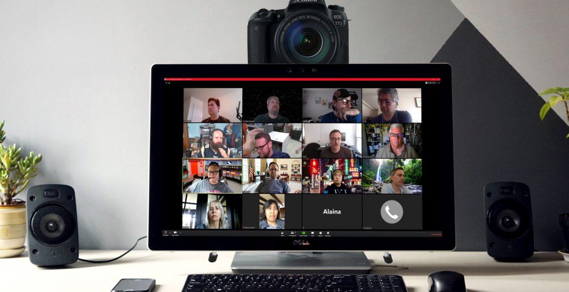 چگونه دوربین یا DSLR خود را به یک وب کم تبدیل کنیم
