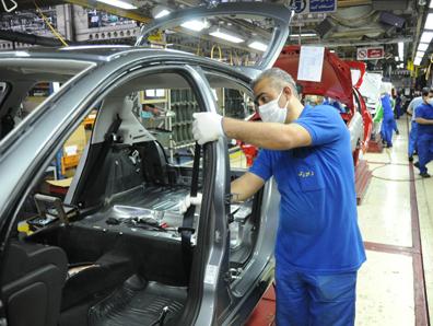 رشد بیش از 23 درصدی تولید انواع خودرو در نیمه اول سال 99