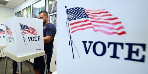 انتخابات زودهنگام آمریکا آغاز شد/عکس