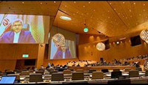 صابری انصاری: از وایپو انتظار میرود تا بررسی موضوع مالکیت معنوی و بهداشت عمومی را در دستور کار قرار دهد
