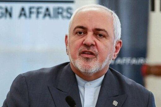 ببینید | ظریف: ایران در مقابل هیچ قلدری سر تسلیم فرود نخواهد آورد