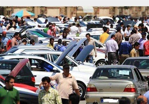 آخرین وضعیت بازار/خودروی کف بازار از ۱۰۰ میلیون گذشت