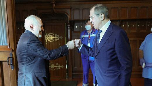 پافشاری روسیه و ایران بر حقشان