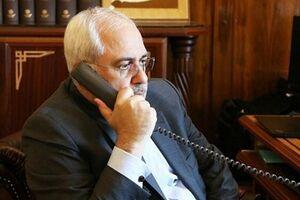 گفتوگوی تلفنی ظریف با همتایان ارمنی و آذری و دعوت به آتش بس فوری