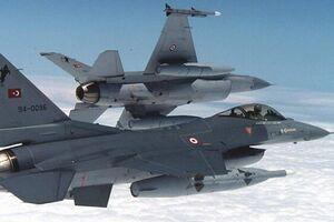 ادعای رئیس حکومت منطقه مورد مناقشه قرهباغ؛ پشتیبانی اف-۱۶های ترکیه از آذربایجان