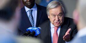دبیر کل سازمان ملل هم خواستار توقف نبرد بین آذربایجان و ارمنستان شد