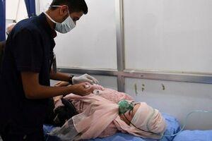قصد تروریستها برای انجام حملات شیمیایی ساختگی در سوریه