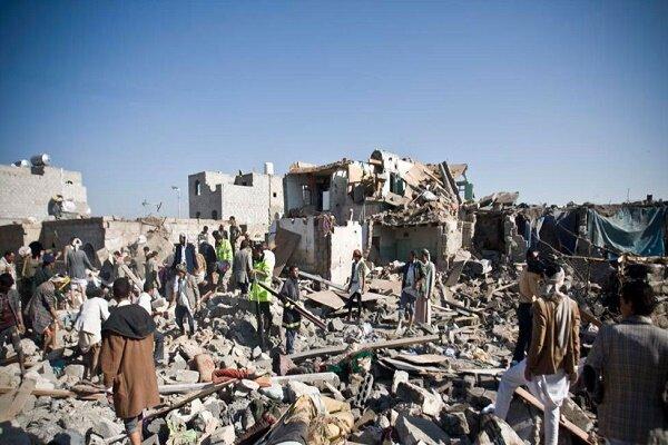 حملات شدید جنگندههای سعودی به ۳ استان در یمن