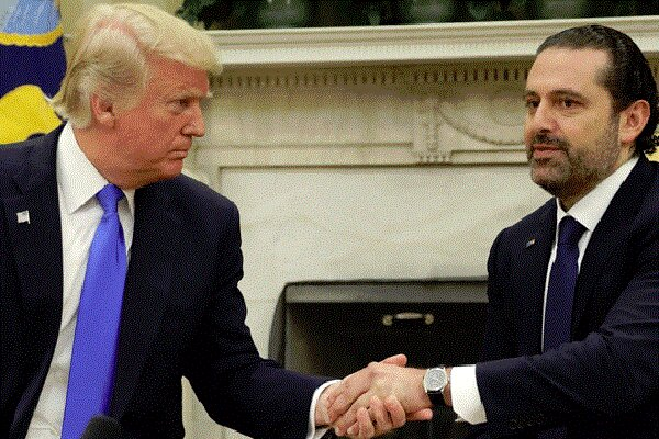 تلاش ترامپ برای تحقق دستاورد تبلیغاتی در لبنان