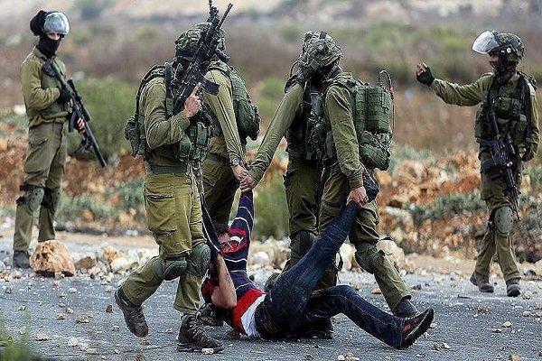 صهیونیستها ۱۱ فلسطینی را بازداشت کردند