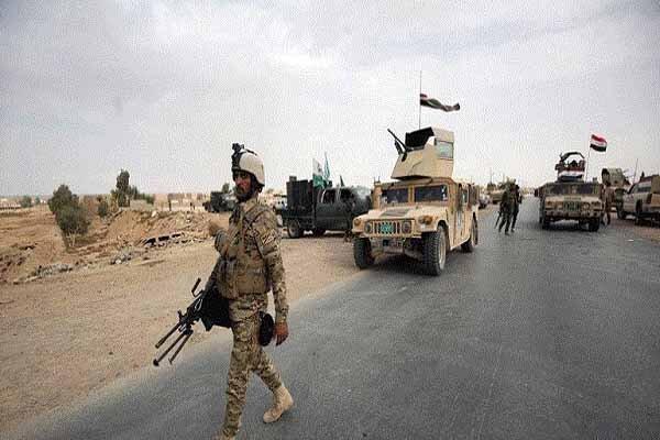 ارتش عراق مقادیری از تسلیحات تکفیریها را کشف و ضبط کرد