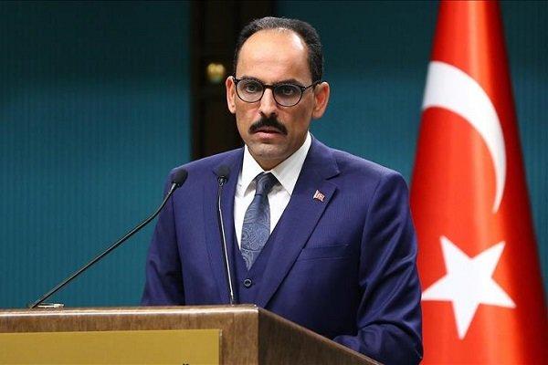 حمایت ترکیه از دولت وفاق ملی لیبی ادامه دارد