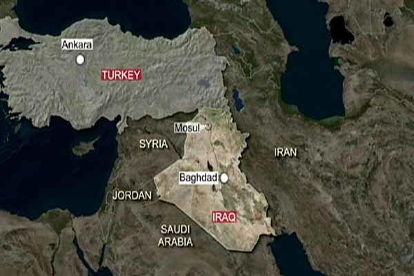 ترکیه تاکنون بابت نقض حاکمیت عراق عذرخواهی نکرده است