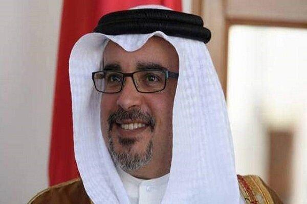 تماس تلفنی ولیعهد بحرین با نتانیاهو