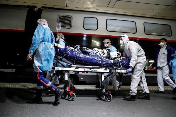 رکورد ابتلای روزانه به ویروس کرونا در فرانسه و انگلیس شکست