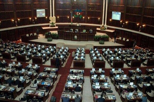 تصمیم پارلمان جمهوریآذربایجان در برقراری حالتجنگی در برخی شهرها