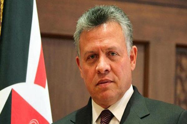 شاه اردن فرمان انحلال پارلمان را صادر کرد