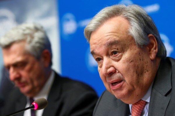 سازمان ملل توقف تنش ها بین ارمنستان و آذربایجان را خواستار شد