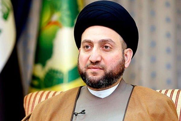 سیدعمارحکیم:حمله به بغداد نشاندهنده طرحی برای ویران سازی عراق است