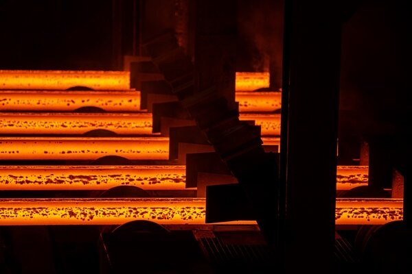 رشد ۱۱.۳ درصدی تولید فولاد در ایران علی رغم کاهش تولید در ۵۵ کشور