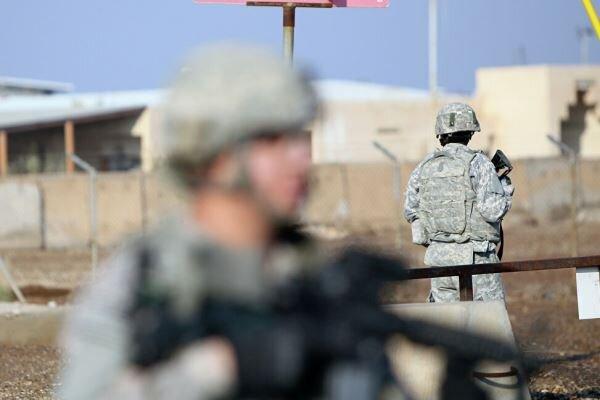 حمله راکتی به پایگاه نیروهای ائتلاف ضدداعش در اقلیم کردستان عراق
