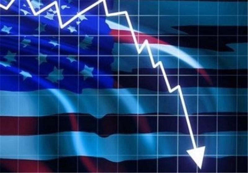 اقتصاد آمریکا زیر فشار سنگین بدهی و افزایش قدرت چین رو به سقوط است