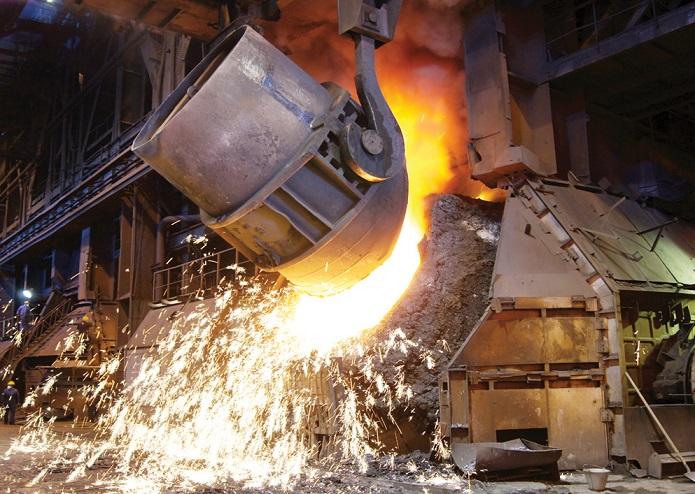 سیاستهای دولت عامل کاهش صادرات فولاد