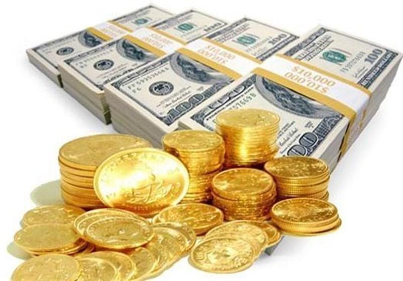 آخرین قیمت طلا و ارز / سکه ۱۳ میلیون و ۴۰۰ هزار تومان