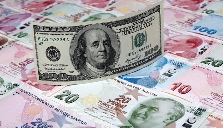 ریزش گسترده لیر تب نگهداری دلار در ترکیه را بالا برد