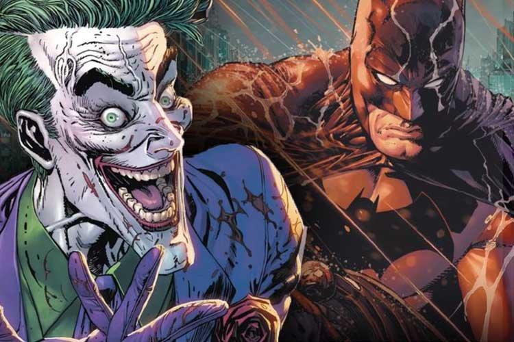 جوکر در رویداد کمیکی Joker War از حد نهایی خود گذشت