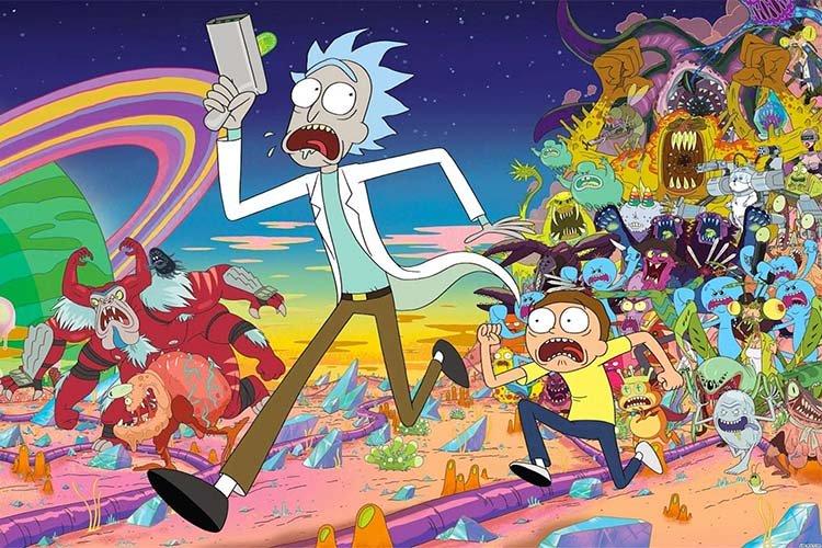حقایق جالب سریال Rick and Morty - ریک و مورتی