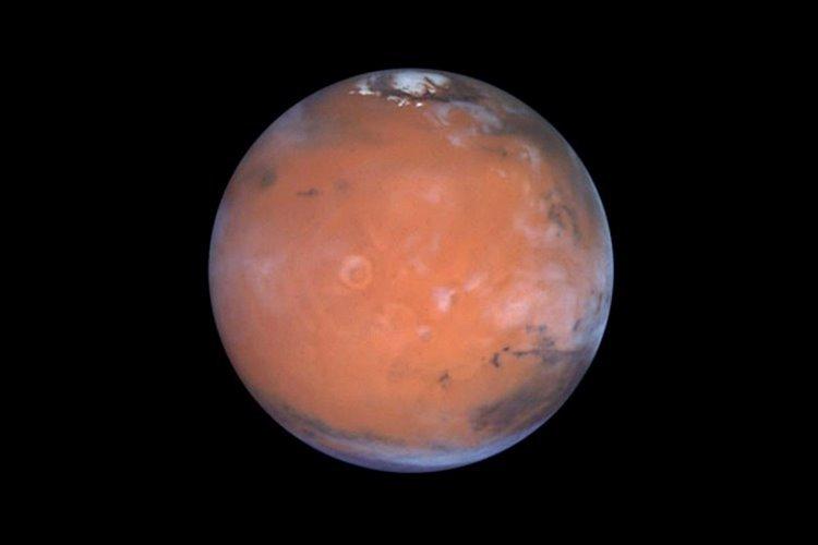 دانشمندان سه دریاچه مدفون در زیر سطح یخی مریخ شناسایی کردند
