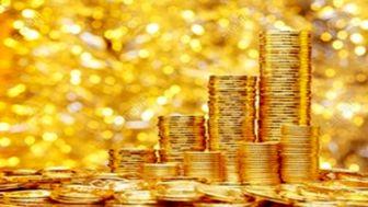 کاهش قیمت طلا طی هفته گذشته