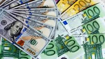 نرخ ارز بین بانکی در 7 آبان 99