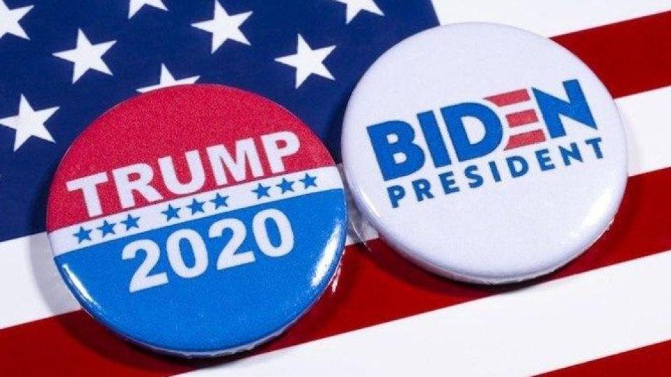 آخرین نتایج نظرسنجی از رقابت بایدن و ترامپ