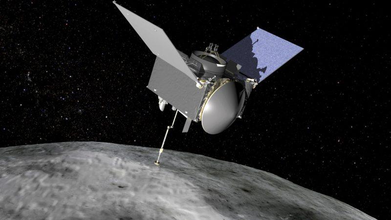 نمونهبرداری ناسا از سیارک بنو؛ ماموریتی که میتواند منشا حیات را مشخص کند