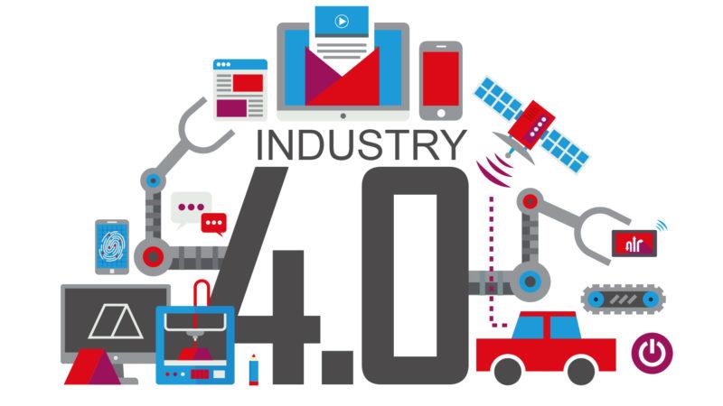 هوشمندسازی کارخانهها در انقلاب چهارم صنعتی
