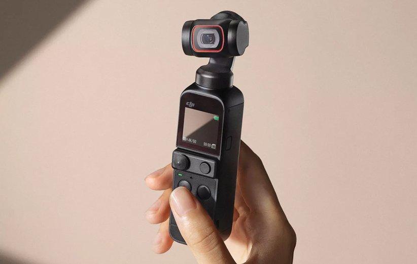 دوربین فیلمبرداری DJI Pocket 2 با قیمت ۳۴۹ دلار معرفی شد