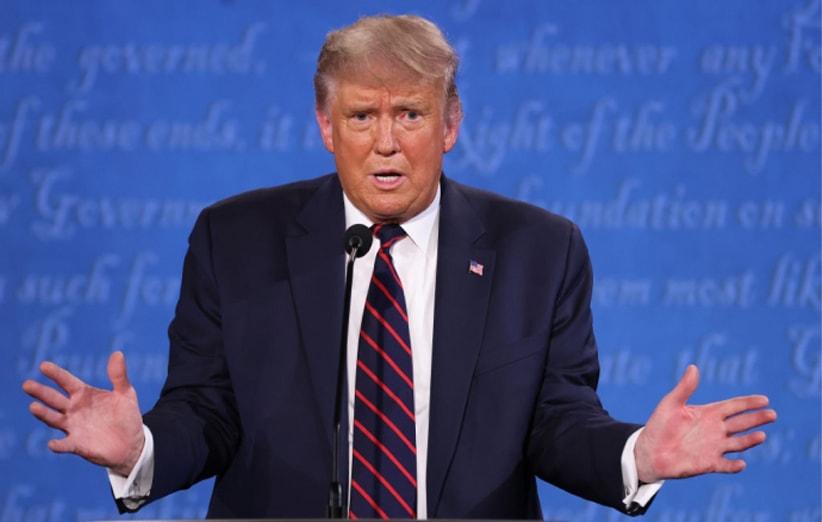 سایت کمپین انتخاباتی ترامپ هک شد