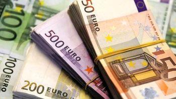 قیمت یورو امروز شنبه ۱۳۹۹/۰۸/۰۳