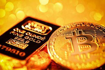 چشم انداز قیمت بیت کوین و طلا/ زلزله در بازار ارز دیجتالی