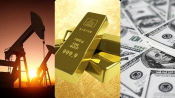 طلا در دام ۱۹۰۰ دلار  /سردرگمی در بازارها