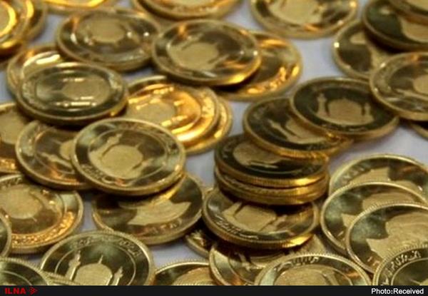 ریزش نرخ سکه متوقف شد